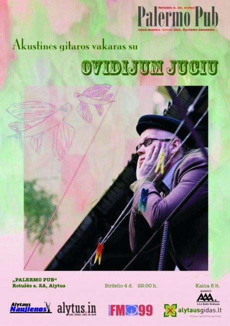 Ovidijus Jucys - Žuvys Vieversėlio Balsu