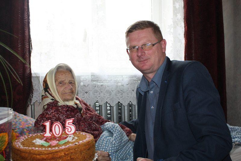 Mero patarėjas R.Bielevičius palinkėjo sveikatos ir stiprybės